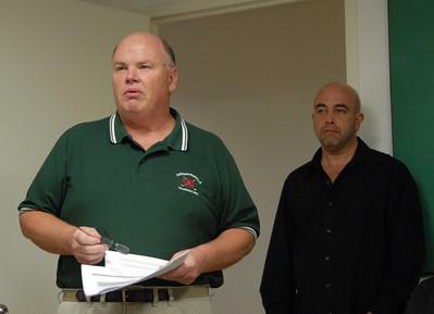 Chiefs Meeting October 27, 2010