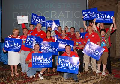 Democratic Convention Rye NY 5-26-2010
