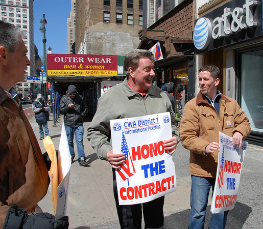 AT&T Must Honor our Contract
