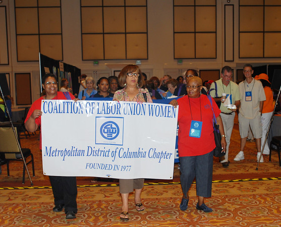 CLUW Convention