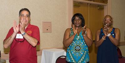 Minority Caucus Convention July 7-9, 2011