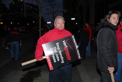 Day of Action Against Corporate Greed 11-17-2011